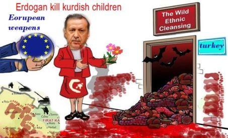 T.C.'nin Efrîn Barbarlığı ve Kürdlerin Handikapları