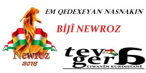 Banga Newrozê; Ji Raya Giştî ya Kurdistanê re