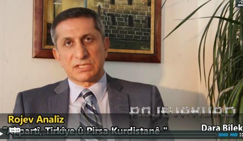 Video : Rojev Analîz - Dara Bîlek